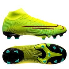 Nike Mercurial Superfly 7 Academy MG Dream Speed 2 - Gul/Sort/Grøn