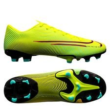 Nike Mercurial Vapor 13 Academy MG Dream Speed 2 - Geel/Zwart/Groen