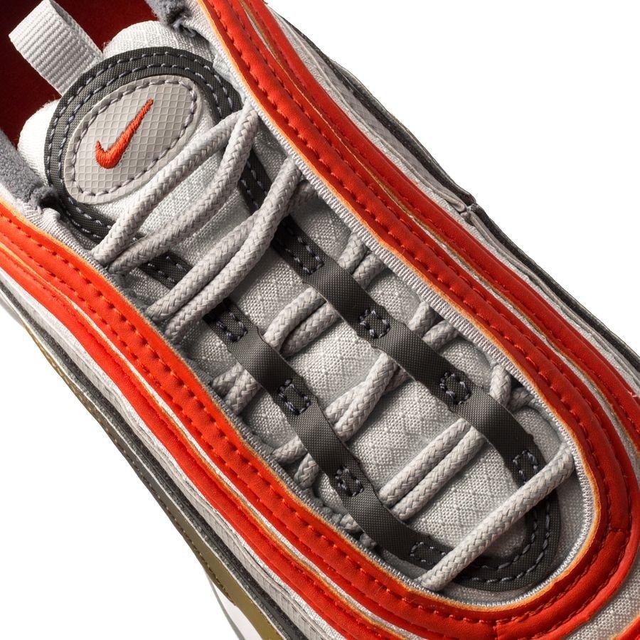 Nike Air Max 97 SE BronsOranjeWit Kinderen