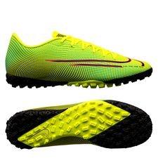 Nike Mercurial Vapor 13 Academy TF Dream Speed 2 - Gul/Sort/Grøn