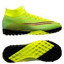 Nike Mercurial Superfly 7 Academy TF Dream Speed 2 - Geel/Zwart/Groen Kinderen <br/>EUR 75.00 <br/> <a href=