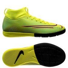 Nike Mercurial Superfly 7 Academy IC Dream Speed 2 - Geel/Zwart/Groen Kinderen