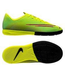 Nike Mercurial Vapor 13 Academy IC Dream Speed 2 - Geel/Zwart/Groen Kinderen