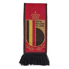 Belgien Heimschal Rot
