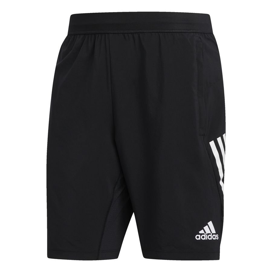 4KRFT 3-Stripes 9-Inch shorts Black thumbnail