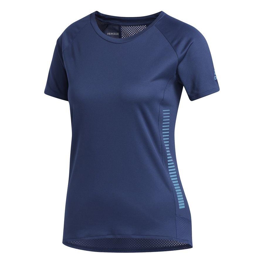 25/7 Rise Up N Run Parley T-shirt Blue thumbnail