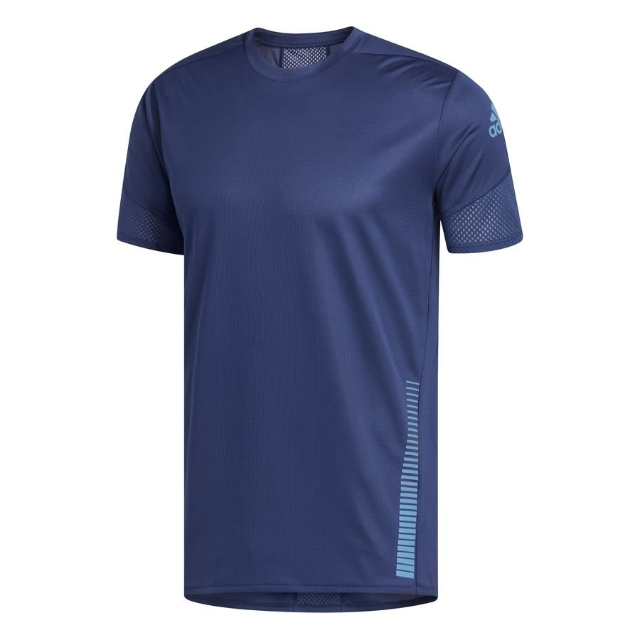 25/7 Rise Up N Run Parley T-shirt Blue thumbnail