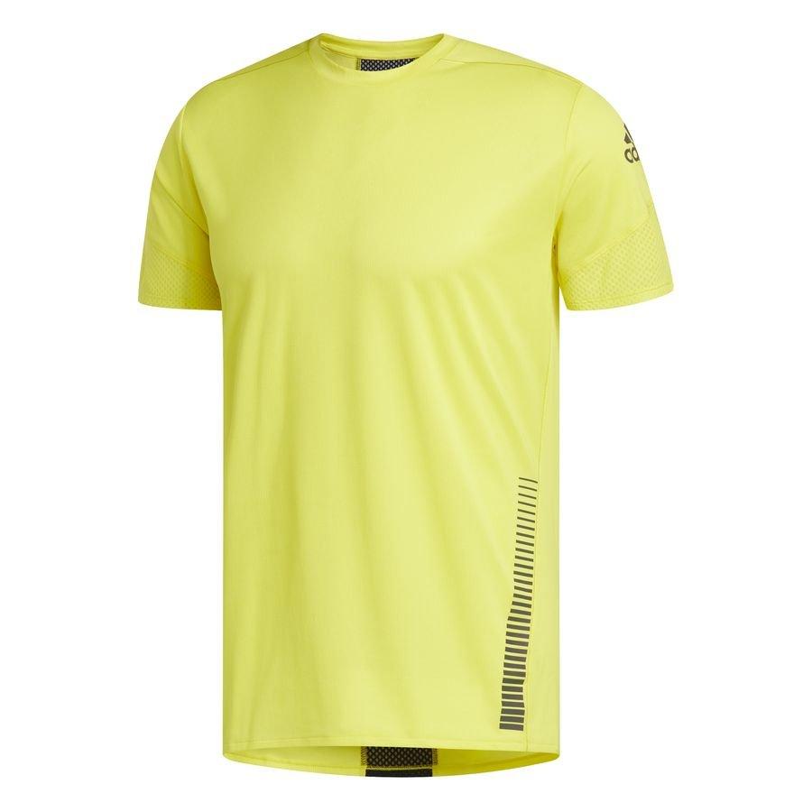 25/7 Rise Up N Run Parley T-shirt Gul thumbnail