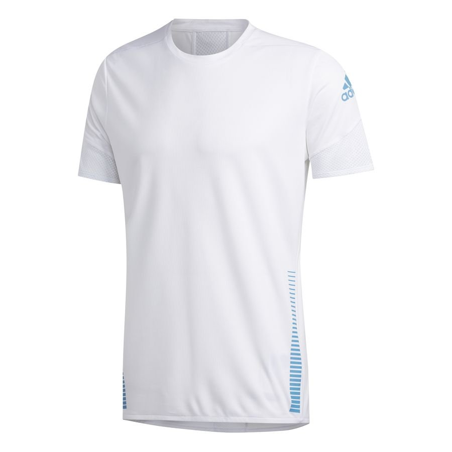 25/7 Rise Up N Run Parley T-shirt Hvid thumbnail
