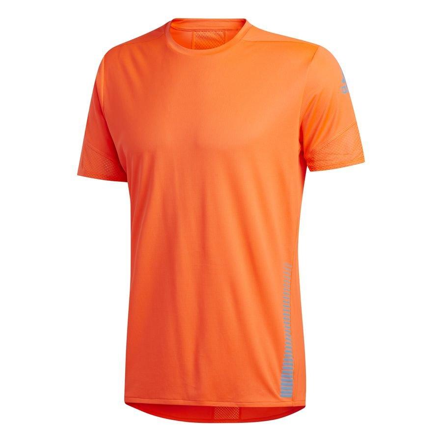 25/7 Rise Up N Run Parley T-shirt Orange thumbnail