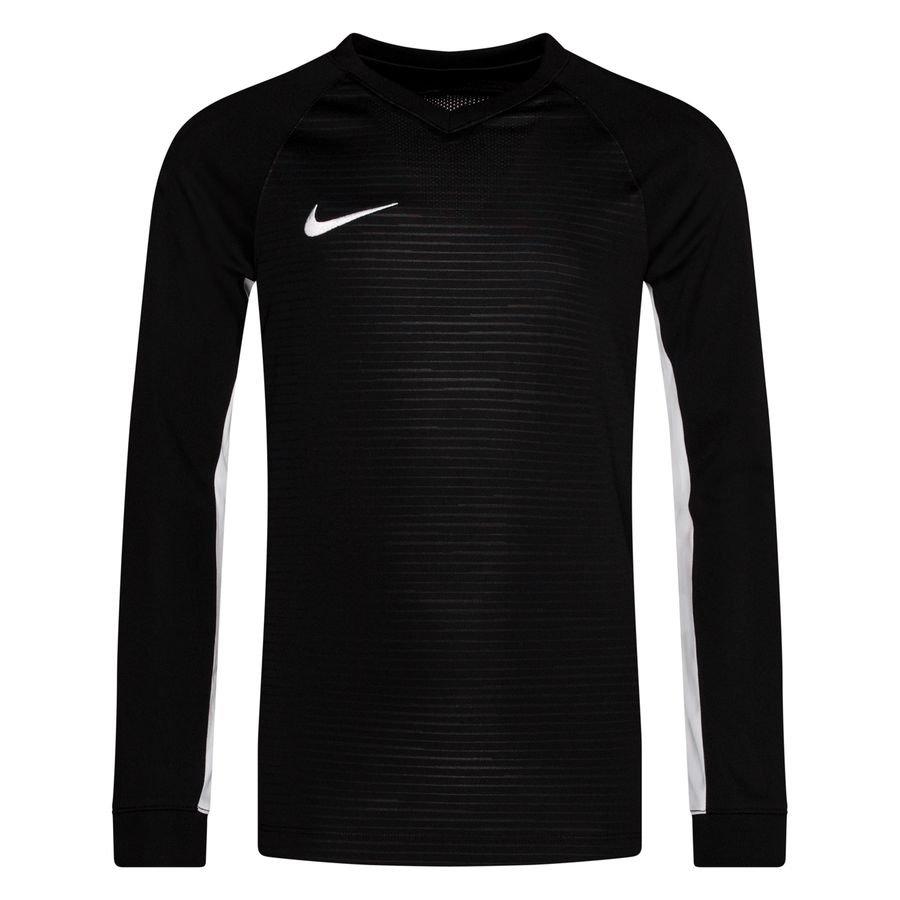 Nike Spilletrøje Tiempo Premier Dry – Sort/Hvid Børn