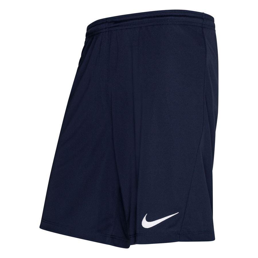 Nike Shorts Dry Park III – Navy/Hvid Børn