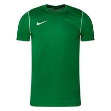 Nike Training T-Shirt Park 20 Dry - Grün/Weiß Kinder