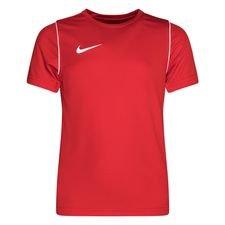 Nike Training T-Shirt Park 20 Dry - Rot/Weiß Kinder