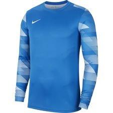 Nike Torwarttrikot Park IV Dry - Blau/Weiß