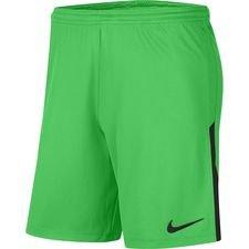 Nike Shorts League II Dry - Green Spark/Schwarz