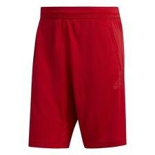 3-Stripes shorts, 23 cm Rød thumbnail