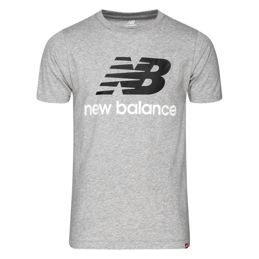 New Balance T-Shirt Essentials - Grå/Svart