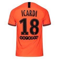 Paris Saint-Germain Bortatröja Jordan x PSG 2019/20 ICARDI 18