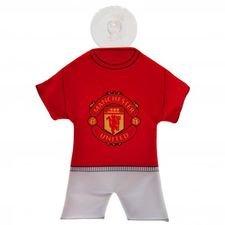 Manchester United Kit - Röd/Vit