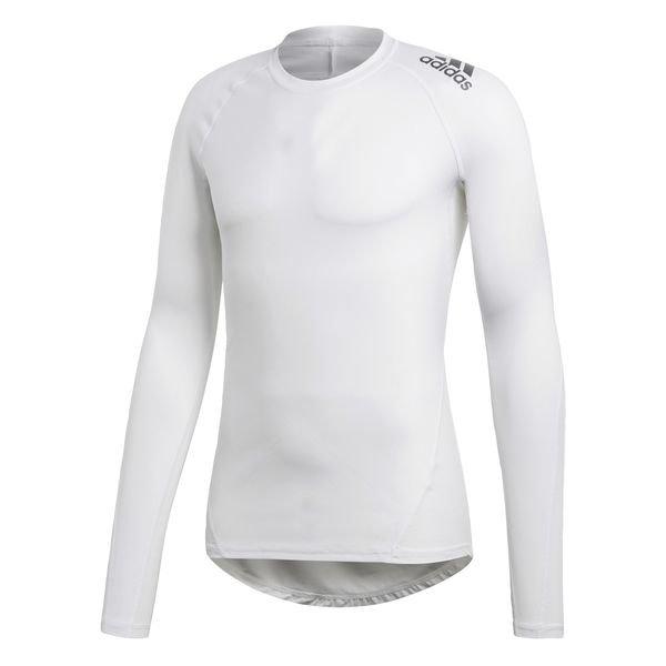 Alphaskin Sport T shirt Hvid