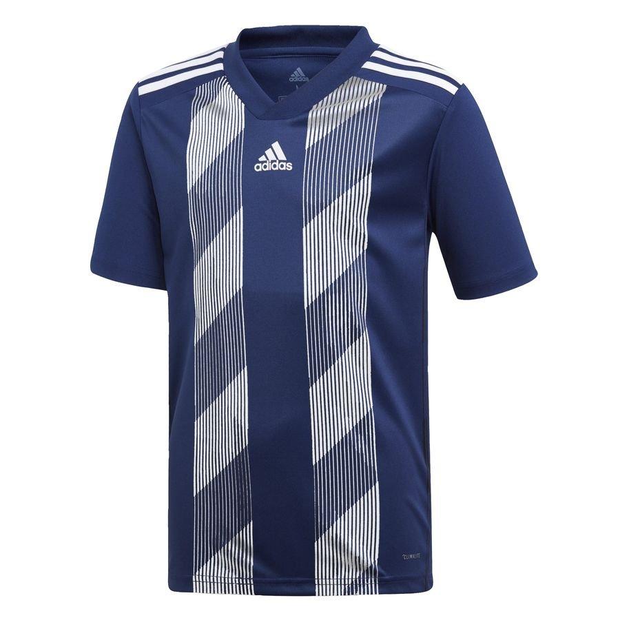 Striped 19 trøje Blå