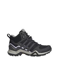 Terrex Swift R2 Mid GORE-TEX Hiking Shoes Svart