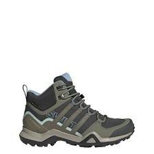 Terrex Swift R2 Mid GORE-TEX Hiking Shoes Grön