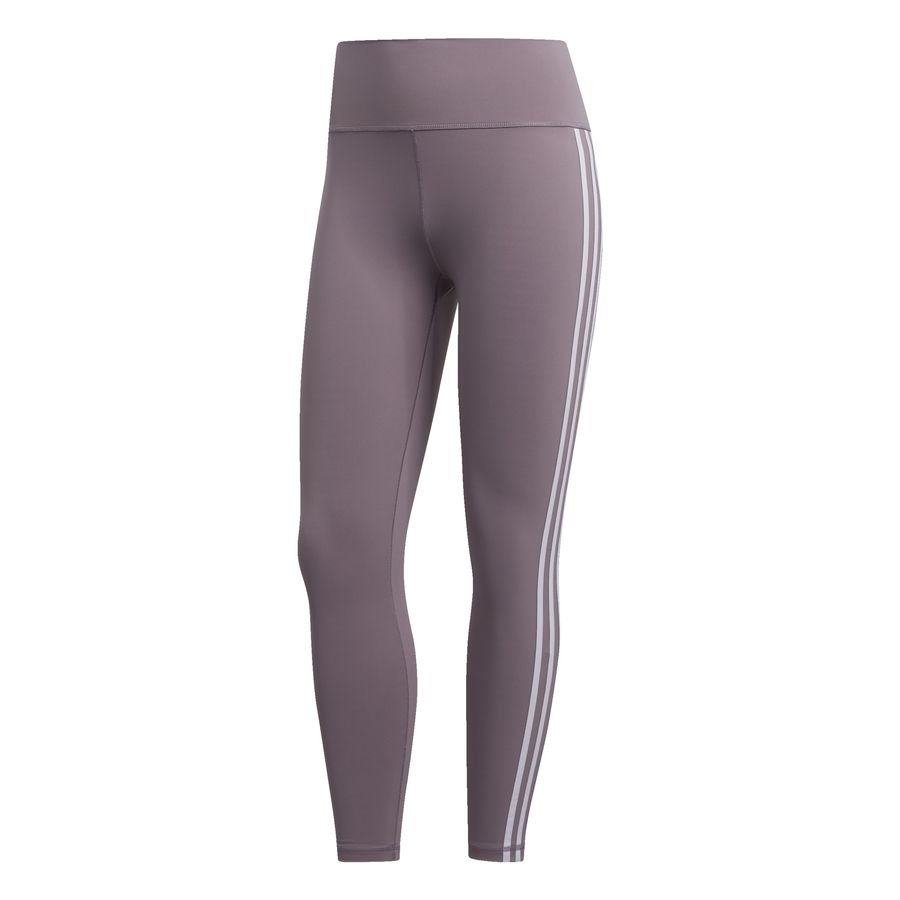 Believe This 2.0 3-Stripes 7/8 tights Lilla thumbnail