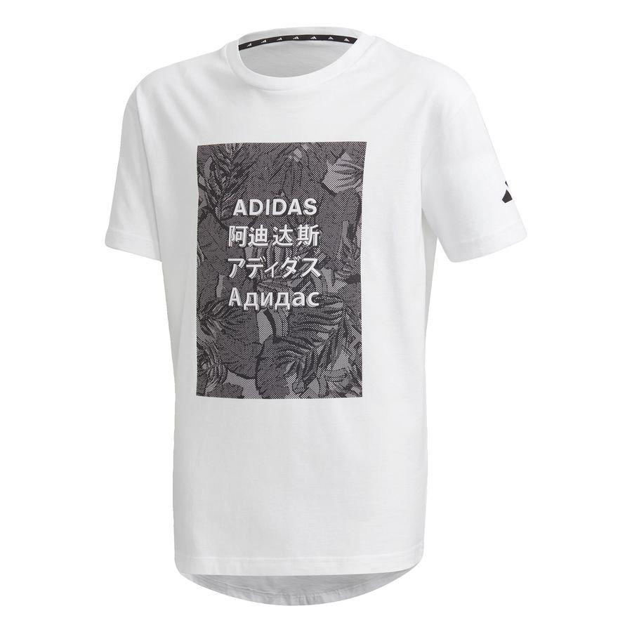 adidas Athletics Pack T-shirt White thumbnail