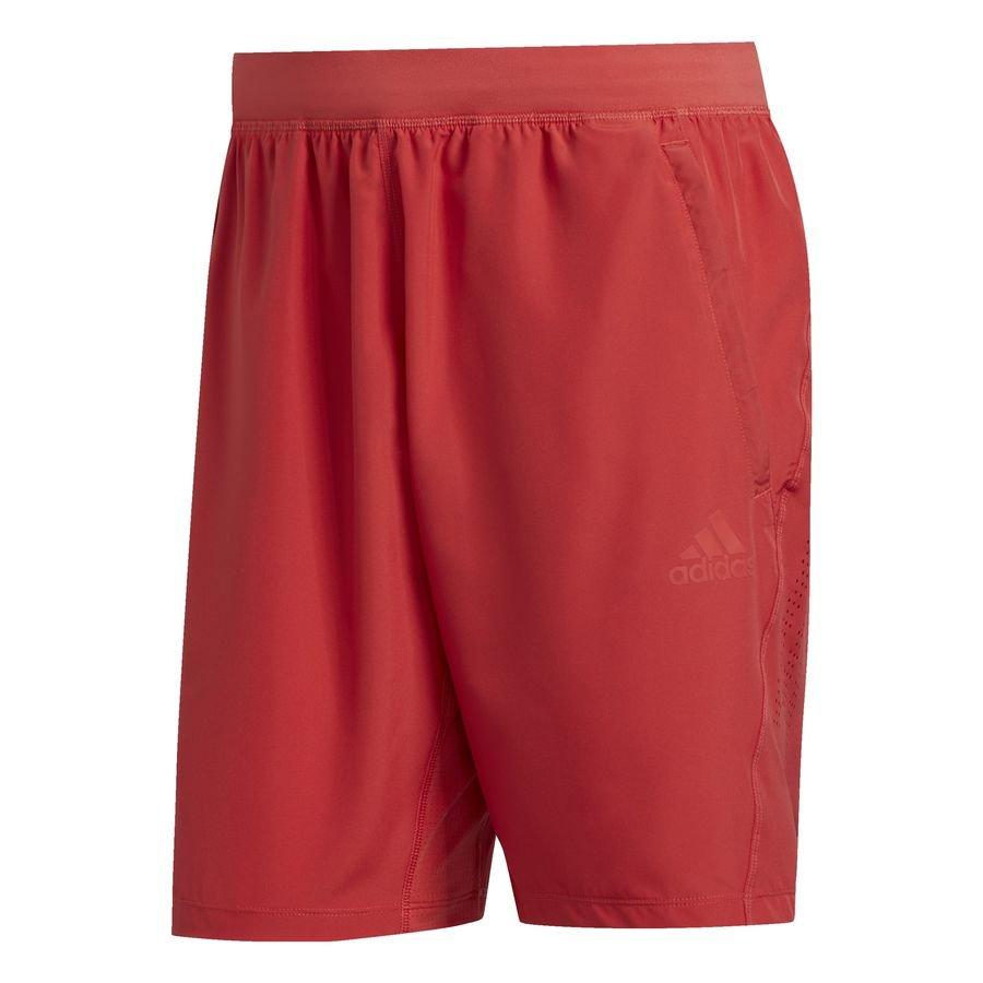 3-Stripes shorts, 20 cm Rød thumbnail