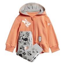 Disney Minnie Maus Jogginganzug Orange