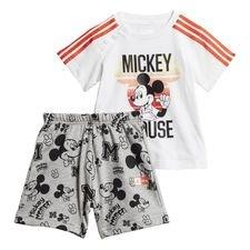 Disney Mickey Maus Sommer-Set Weiß