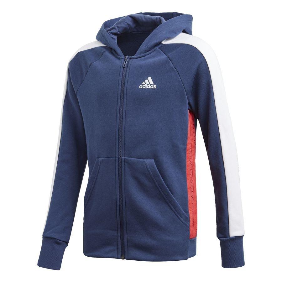 adidas Athletics Club hoodie Blue thumbnail