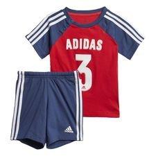Sport Sommer-Set Rot