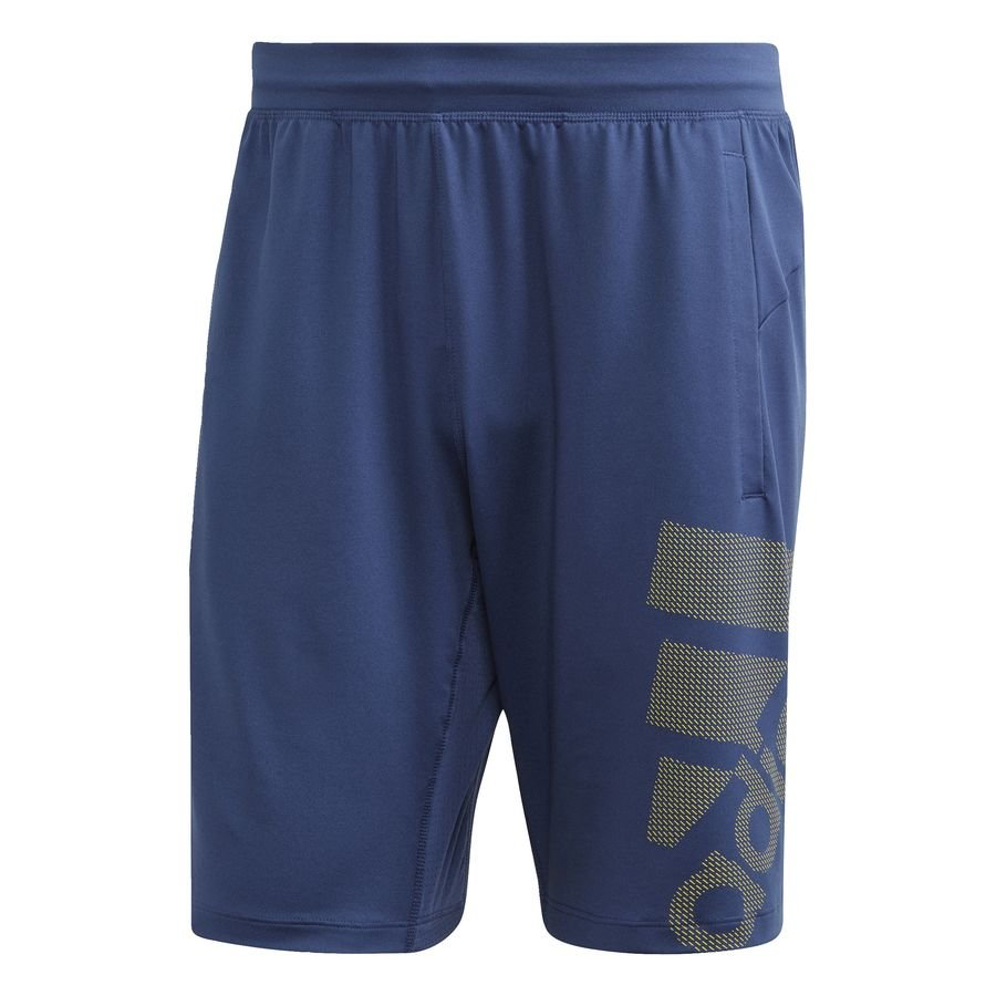 4KRFT Sport Graphic Badge of Sport shorts Blue thumbnail