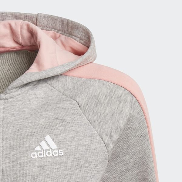 Sweat shirt à capuche adidas athletics club gris Adidas