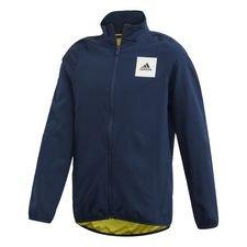 AEROREADY Trainingsjacke Blau