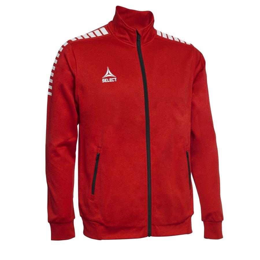 Select Monaco Træningsjakke - Rød thumbnail