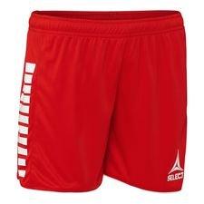 Select Shorts Argentinien - Rot Damen