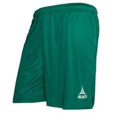 Select Shorts Pisa - Grün/Weiß