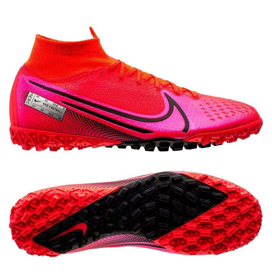 Nike Mercurial Superfly 7 Elite TF Future Lab - Pink/Sort