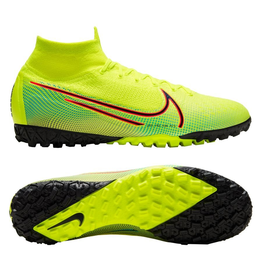 Nike Mercurial Superfly 7 Elite TF Dream Speed 2 GeelZwartGroen