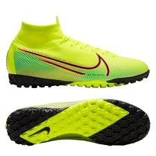 Nike Mercurial Superfly 7 Elite TF Dream Speed 2 - Gul/Sort/Grøn
