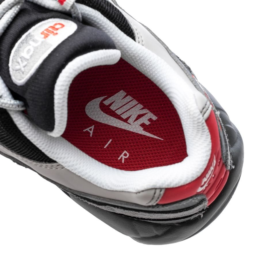 Nike Air Max 95 Essential GrisRougeNoir