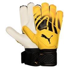 PUMA Keepershandschoenen One Grip 4 RC Spark - Geel/Zwart