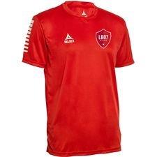 LB07 Tränings T-Shirt - Röd