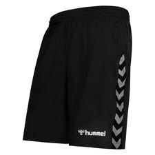 Hummel Shorts Authentic Training - Schwarz