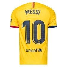 Barcelona Udebanetrøje 2019/20 Børn MESSI 10