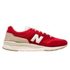 New Balance Sneaker 997HBS - Rot/Weiß